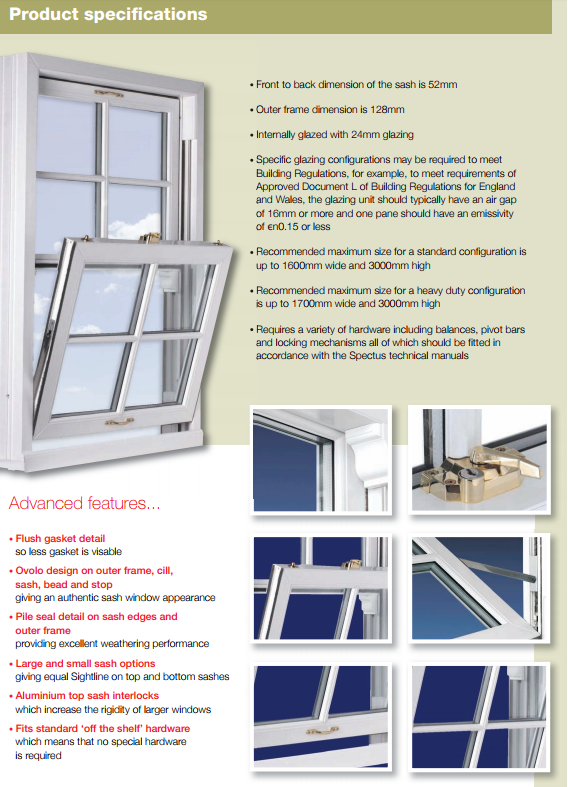 glasgow pvcu sash windows